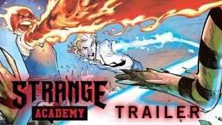 STRANGE ACADEMY Trailer #2 | Marvel Comics