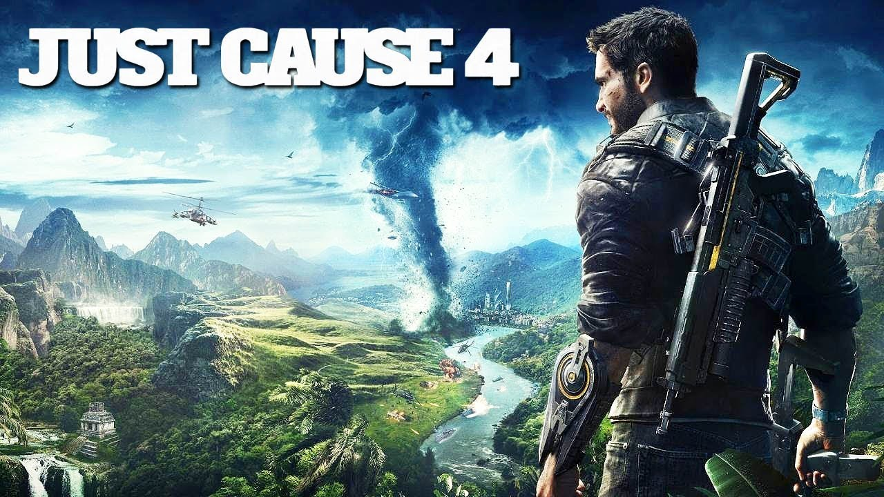 Just Cause 4 free generator without human verification