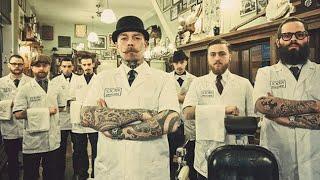 barbershop SCHOREM (With subtitles)