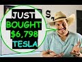 Why i just bought 6 798 worth of tesla stock mp3
