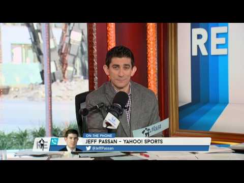 Jeff Passan of YAHOO Sports on MLB Chewing Tobacco Ban - 12/2/16