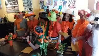 "Video Raging Grannies Sing: ""We Call B.S."" @ Cafe Zoe, Menlo Park, CA download MP3, 3GP, MP4, WEBM, AVI, FLV Juni 2018"