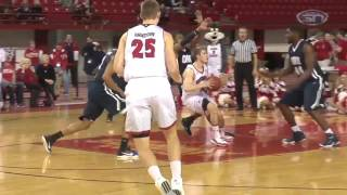 USD Men's Basketball Snaps Losing Streak