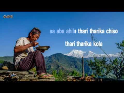 Ke Bhanne Hamro Samaya | Indrajeet Mijar | Karaoke with Lyrics | |Deuta | | Best Quality