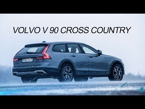 Моя машина - Volvo V90 Cross Country от ceh9 плюсы и минусы
