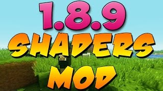 Minecraft 1.8.9 Shaders Mod Nasıl Kurulur? - How to Install Shaders Mod in Minecraft 1.8.9!