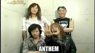 (2006.06.04) ANTHEM - Pearl Drums 60th Anniversary