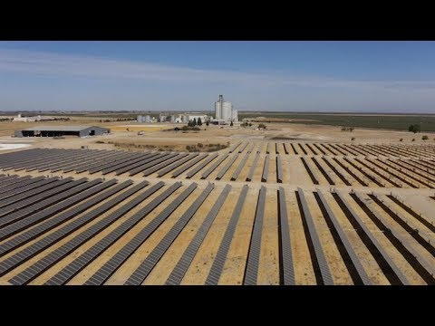 Pacific Ethanol's 5 Megawatt Solar Energy System Financed by CleanFund