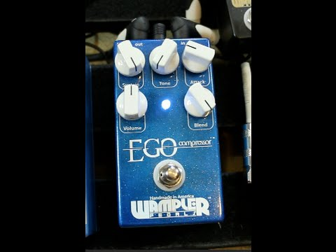 What does a compressor pedal do? Should you use one? Vlog #13