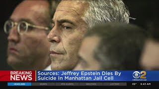 Sources: Jeffrey Epstein Dies By Suicide In Manhattan Jail Cell
