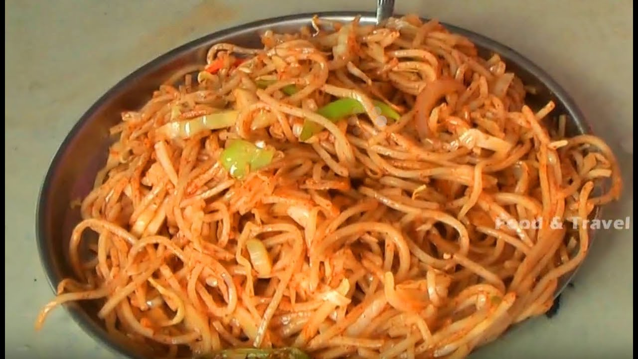 Veg noodles indian street food youtube forumfinder Gallery