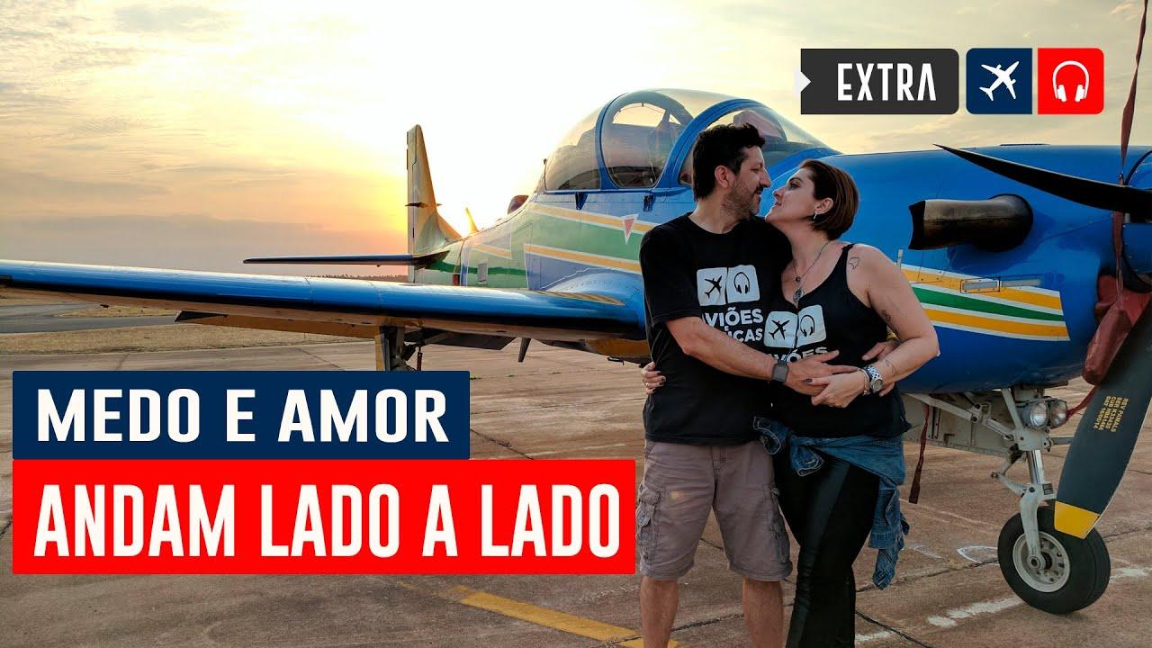 O Medo e O Amor Andam Lado a Lado #Extra Dia Dos Namorados