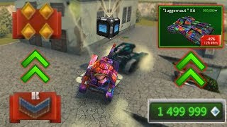 Tanki Online -  New Road To Legend #3 on 'Xenon.TO'  Epic Gold Box Takes | Tанки Онлайн