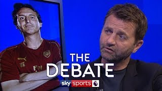 Are Arsenal in ANOTHER transfer crisis? | Tim Sherwood & Andy Cole | The Debate thumbnail