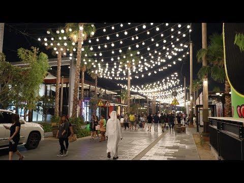 La Mer Dubai, UAE: A Fascinating Dining, Shopping & Entertainment Destination