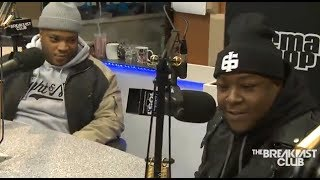Jadakiss & Styles P talks about 50 Cent, Macklemore, Gay Rappers & More!
