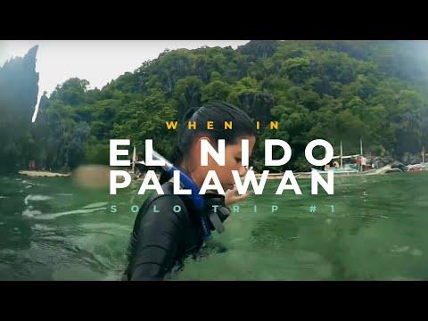 When in El Nido, Palawan: A Solo Trip