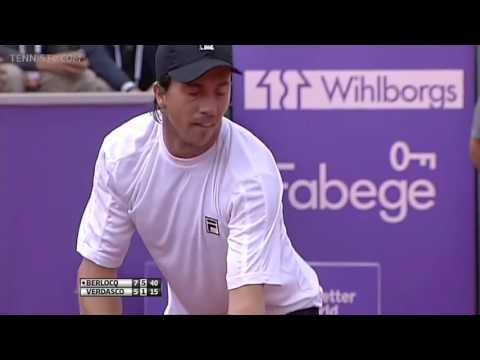 Carlos Berlocq - Worlds Loudest Tennis Player [HD]