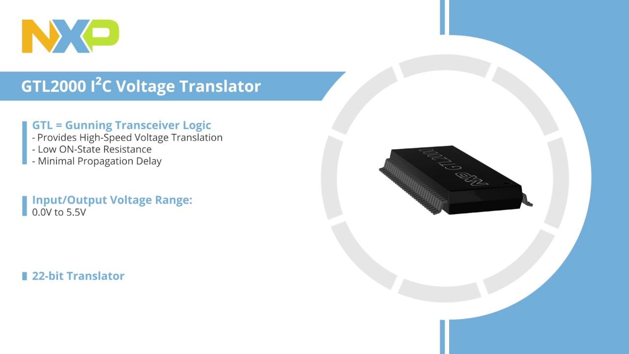 NXP NEXT - I2C Level Translators