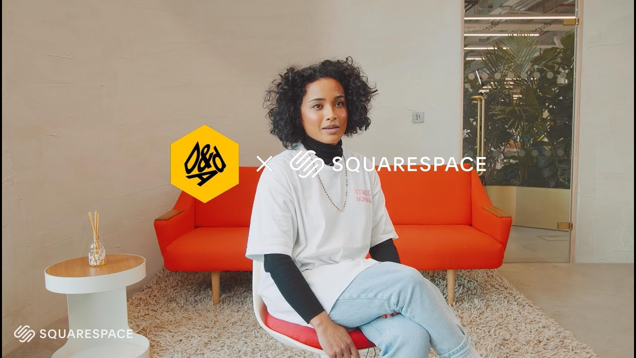 Portfolio Tips from Charlene Chandrasekaran | D&AD x Squarespace