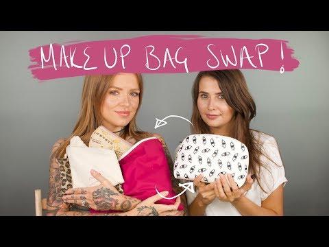 Make Up Bag Swap w/ Tashina of Logical Harmony