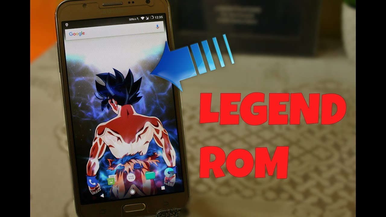 Legend Rom (Android 7 1 2) - Samsung Galaxy J7(5)