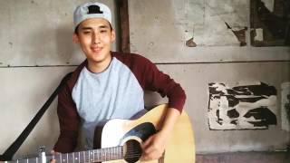 Болатов Даулет твои карие глаза под гитару♥