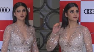 Shruti Haasan Showing Hot Assets at Luxury and Fashion Nite Host by Audi India
