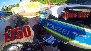 Ich fahre die Z750 ohne DB-Killer von Kawaque! Mit Alpi | Reupload!