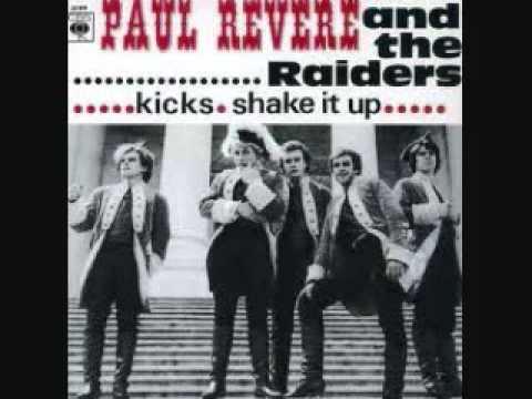 Paul Revere & The Raiders - Shake It Up