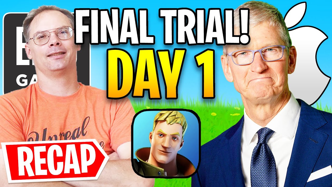 Fortnite vs. Apple Trial Day 1 Recap! - Will Mobile Return?