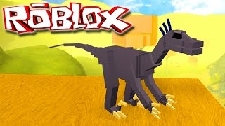 "Dinosaur Simulator ""Roblox"" (Gameplay/EN-US)-Où sont mes enfants? ""Troodon"" (#11)"