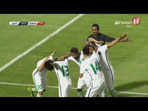 أهداف مباراة السعودية 3-1 البحرين | تصفيات بطولة كأس آسيا تحت 23 سنة 2018 الجولة الأولى