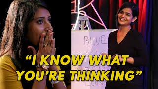 NOT A PART OF THE SHOW | Mind Reading | Suhani Shah
