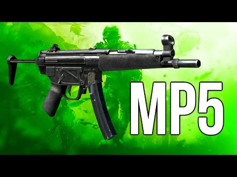 MWR In Depth: MP5 SMG Review