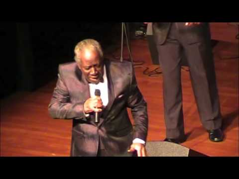 "The Original Drifters Sing ""Save The Last Dance For Me"" On Sept. 10, 2016"