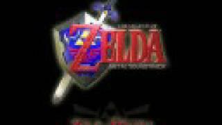 Metal Zelda - Kepora Geboras Theme