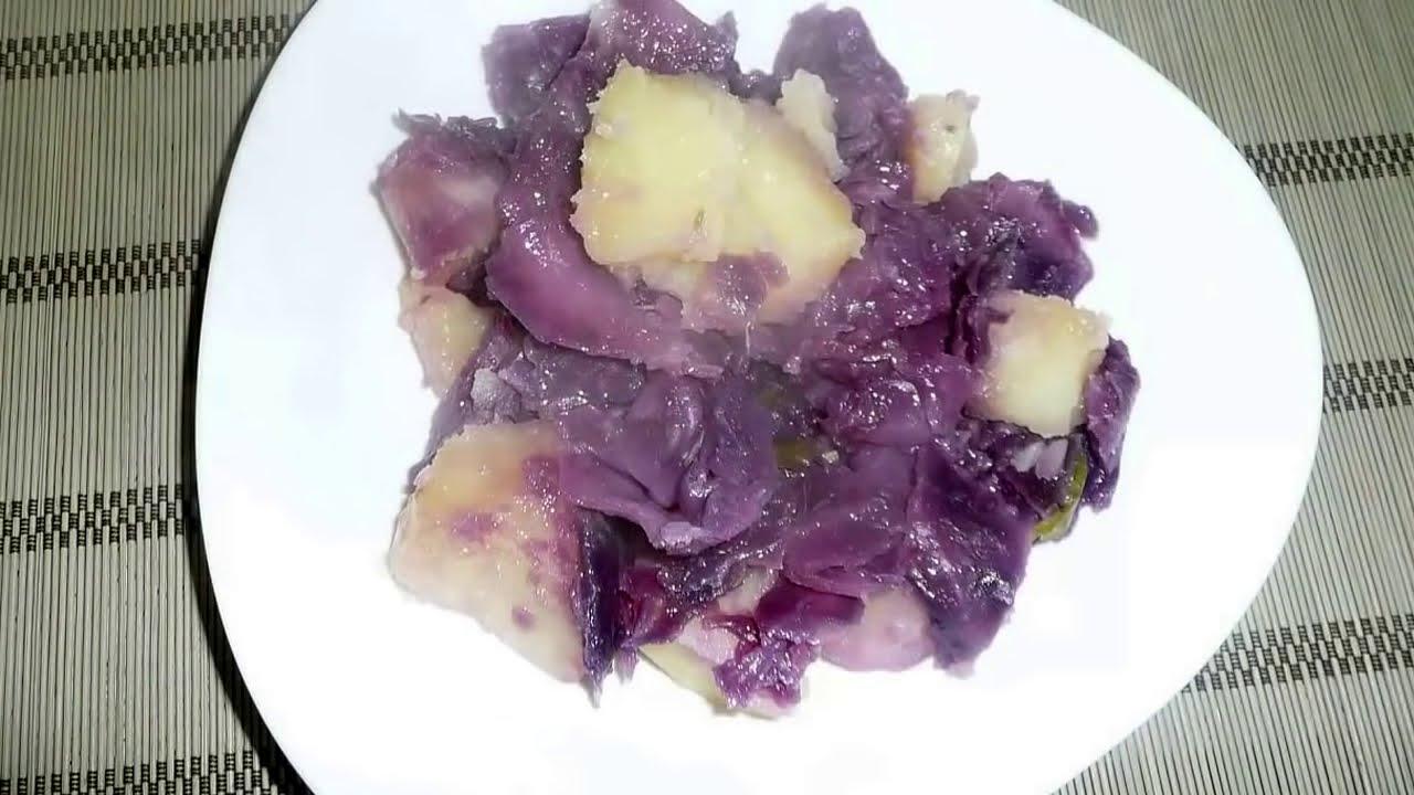 Como Cocinar La Lombarda | Como Cocinar Lombarda Navidena Youtube
