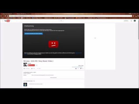 Altersbeschränkung auf YouTube umgehen (einfach) - [GER]
