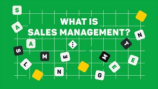 Sales Management Definition | What is Sales Management | Pipedrive