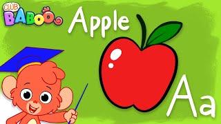 La phonétique de la Chanson | ABCD de Comptines pour les Enfants, c'est pour Apple | ABC Alphabet Comptines 4K