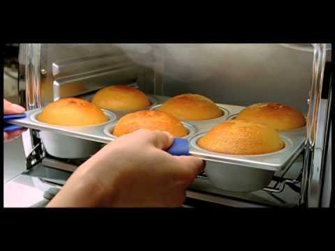 Cocinar En Horno Electrico | Oster Hornos Youtube