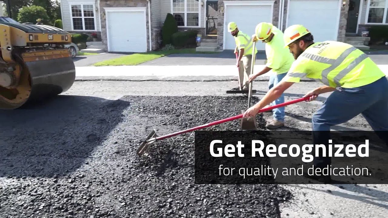 Paving Laborer And Paving Operator Jobs At Brubacher