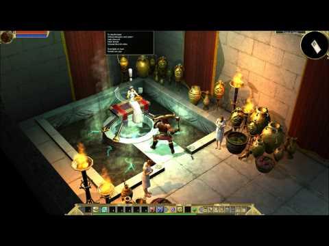 Titan Quest - The Oracle of Delphi