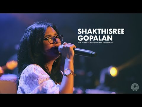 Shakthisree Gopalan at LBS - a Video by Rohit Chacko
