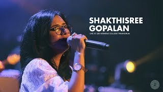 Shakthisree Gopalan at LBS a Video by Rohit Chacko