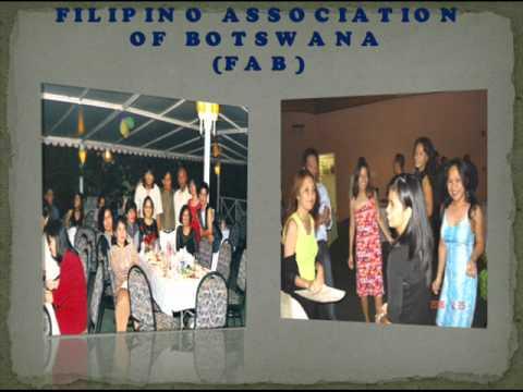 Filipino Association of Botswana.wmv