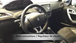Nouveau coloris Bleu Quasar : SUV Peugeot 2008