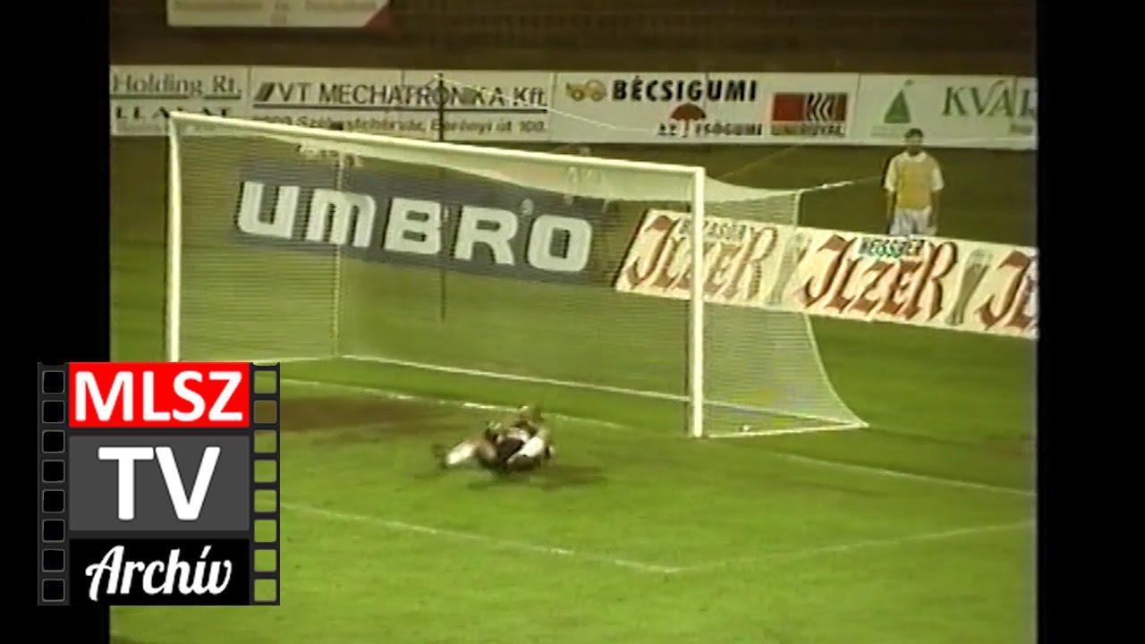Újpest-Zalaegerszeg | 5-0 | 2000. 08. 19 | MLSZ TV Archív