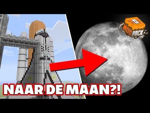NAAR DE MAAN?! - Minecraft TDT MODPACK S2 #29